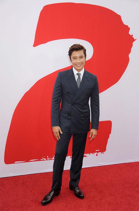Men's Health Australia: Action star Lee Byung Hun took 8 ...